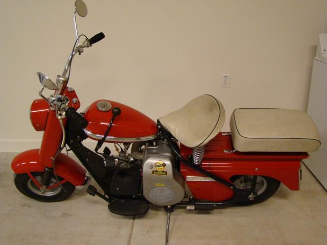 Cushman Super Eagle Saddle Bags 150 Ashtabula Motorcycles In