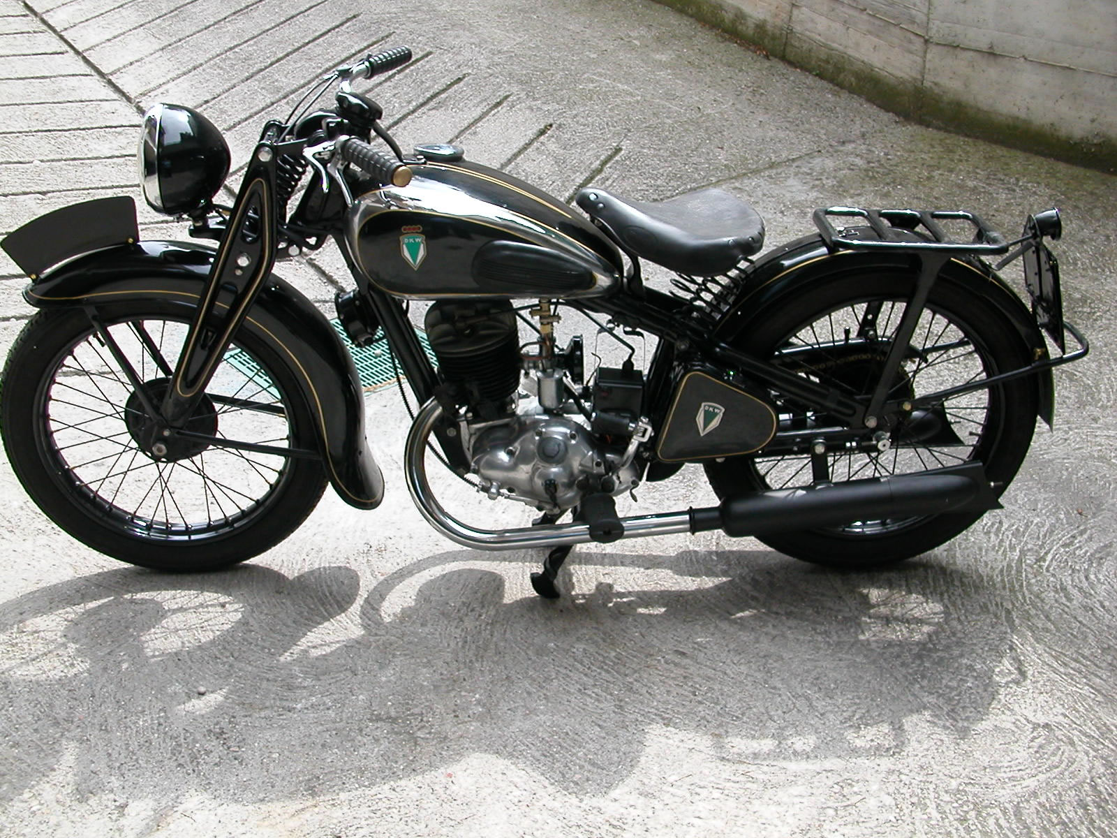 1938 DKW SB250