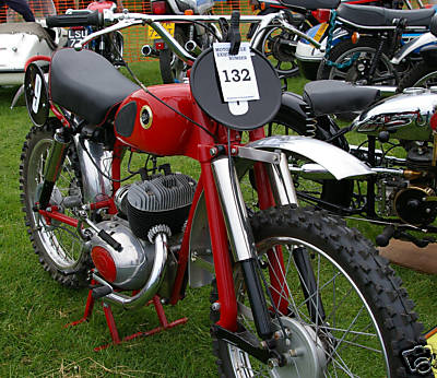 DOT 'Devoid of Trouble' Classic Motorcycles