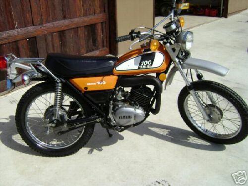 Yamaha Classic Motorcycles
