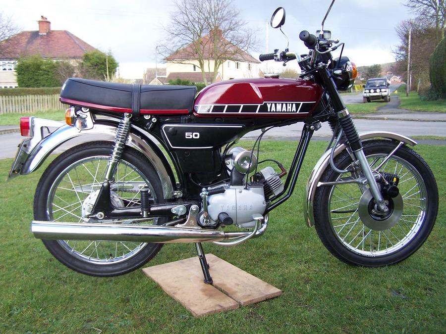 Yamaha Cc Fs E