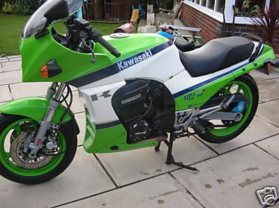 Kawasaki Gpz750 Gallery