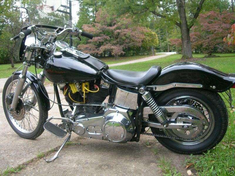 AUTOSPORT INFORMATION  Harley Davidson FL Classic