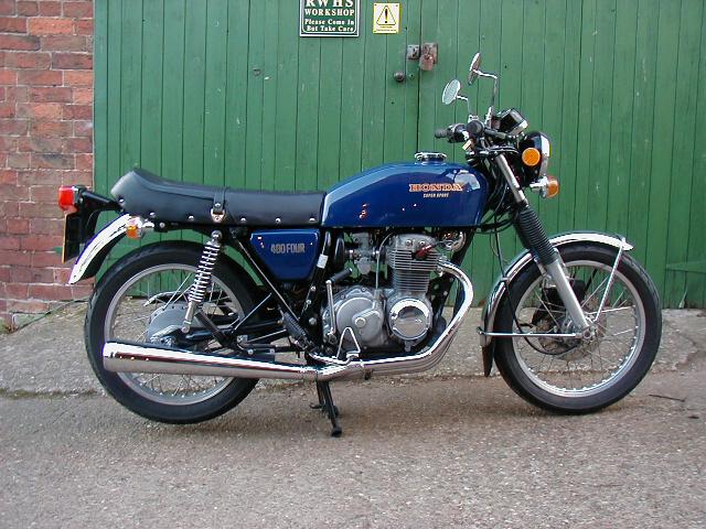 1977 Honda CB400F 400