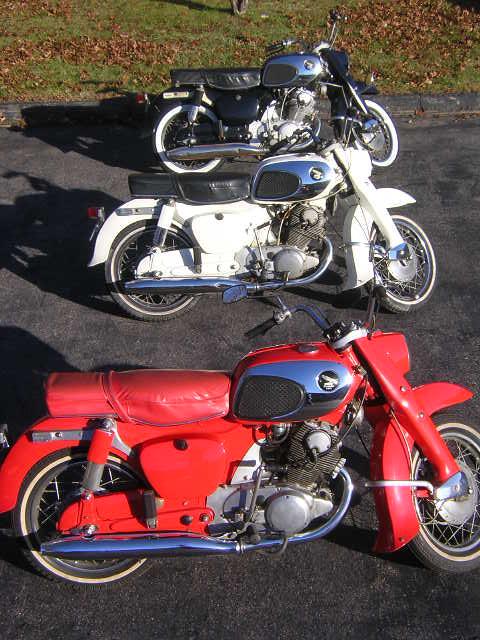 Honda Dream Classic Honda Dream 300s Honda Dream