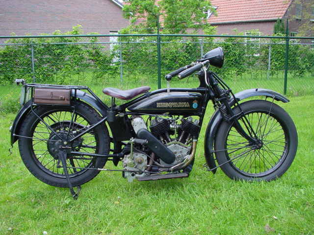 Husqvarna Vintage Motorcycles 52