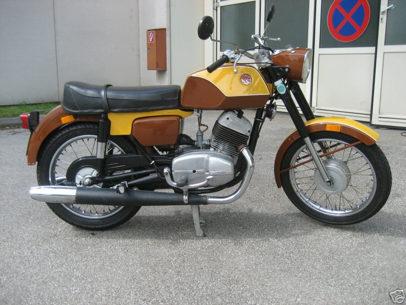 antique jawa motorcycles modification