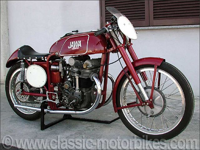 Jawa Classic Motorcycles