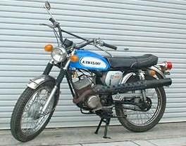 Kawasaki Tr Uk
