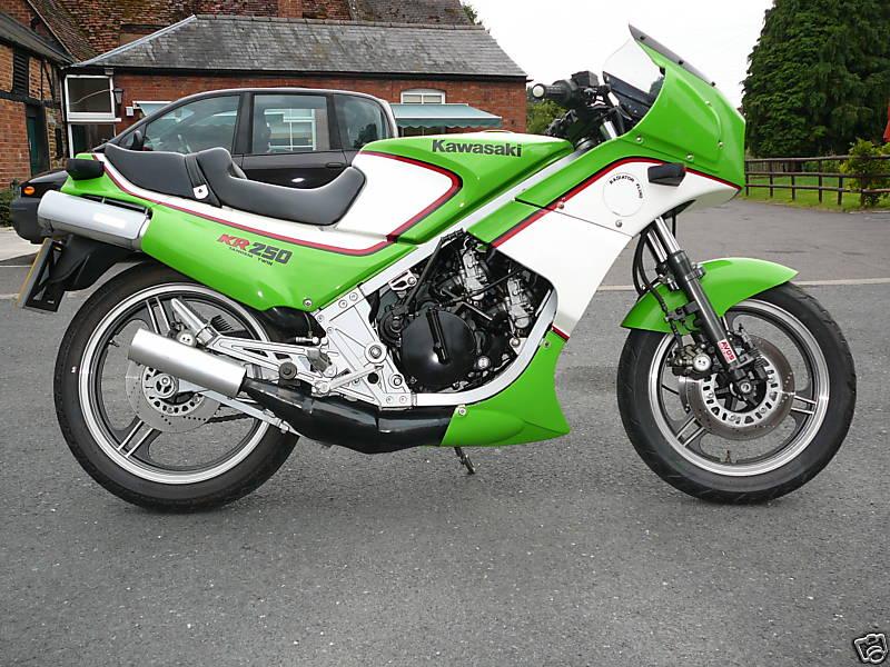 Car Design News Kawasaki 125cc