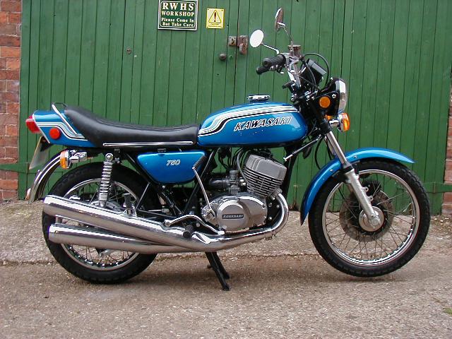 1972 Kawasaki H2 750 Mach IV | HowStuffWorks