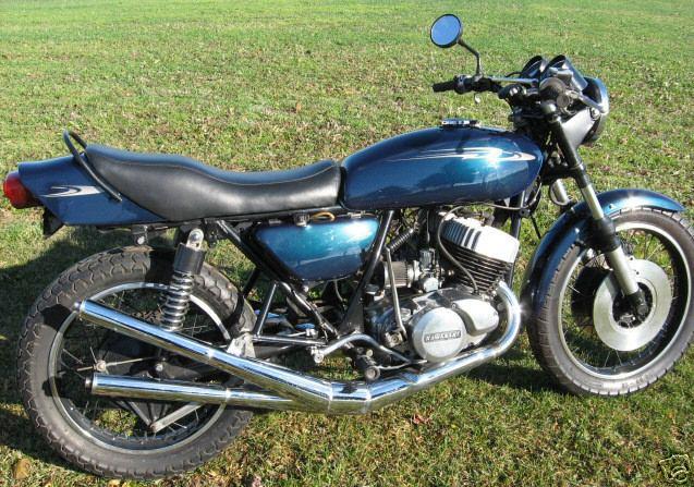 1972 kawasaki h2 750 triple