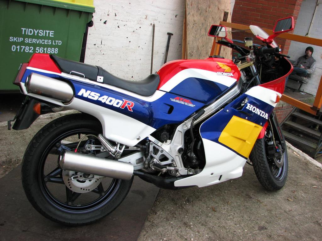 honda nsr 400 for - photo #34
