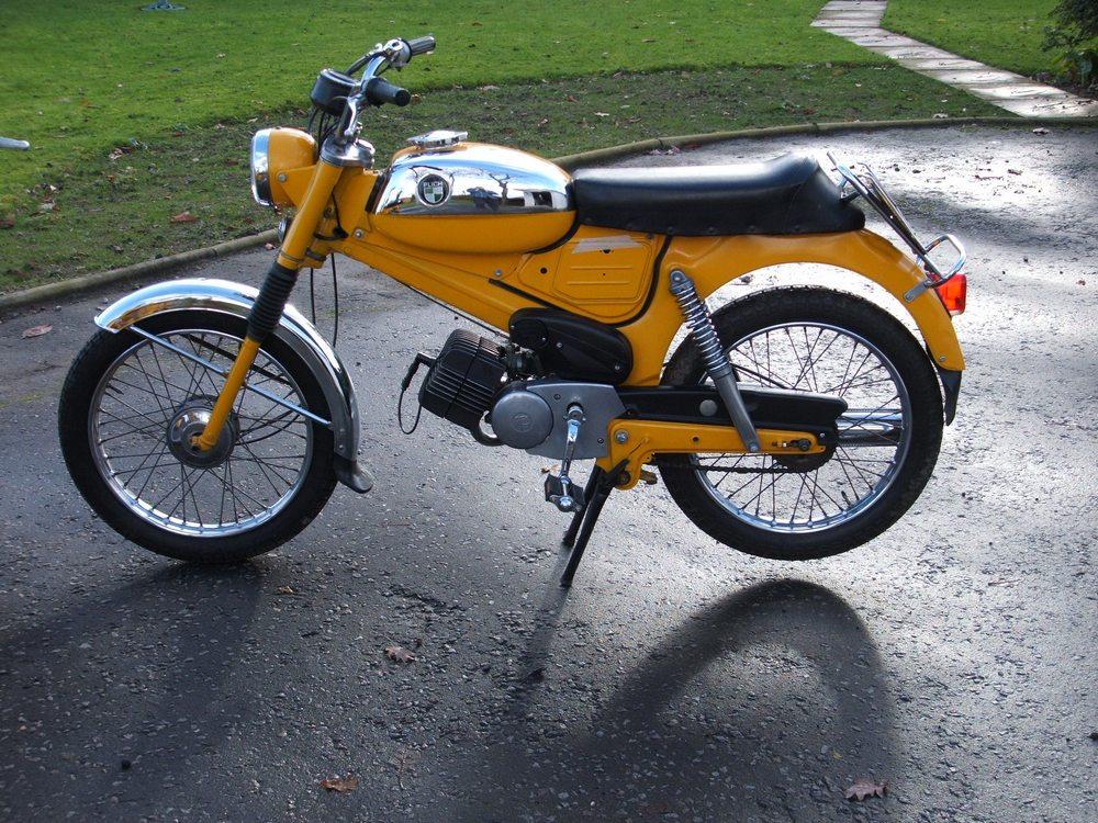 Yamaha Mopeds For Sale Uk