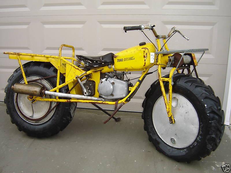 classic rokon trail breaker