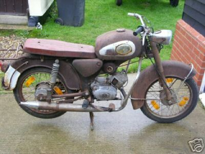 Sachs 50cc specifications and pictures
