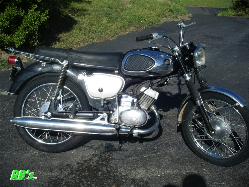 1966 suzuki b100p | classic motorcycles | pinterest | mopeds and