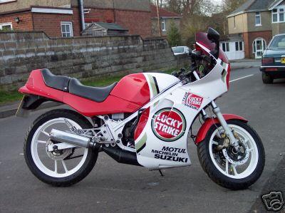 Suzuki Rg250 Gamma For Sale 1987 Suzuki Rg250 Gamma