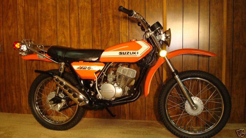 Suzuki Trail Bikes Uk