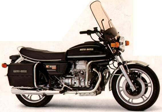 moto guzzi 850 t3 in the amateur 1981. Black Bedroom Furniture Sets. Home Design Ideas
