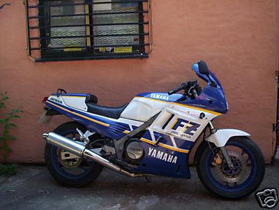 Yamaha FZ 750 G