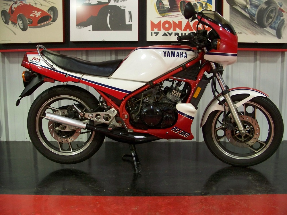 Yamaha rz350 gallery for Yamaha rz for sale
