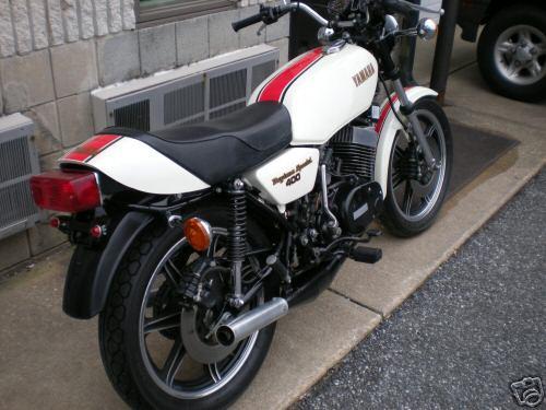 Yamaha Rddaytona