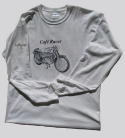 Win Limited Edition Classic Bike Tee Shirts