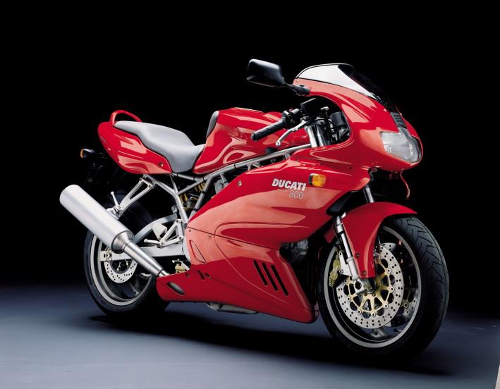 Ducati SS800