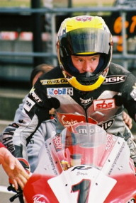 Steve Hizzy Hislop